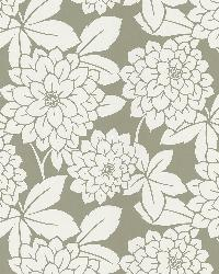 Souci Taupe Fun Floral by