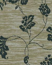 Amizmiz Taupe Floral Trail by