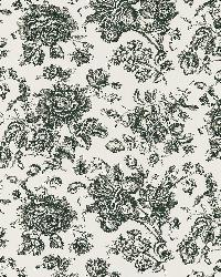 Pavot Cream Floral Toile by