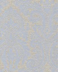 Apollo Silver Modern Damask by  Brewster Wallcovering