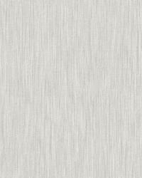 Chenille Light Grey Faux Linen Wallpaper by