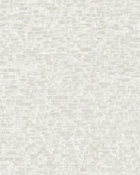 Belvedere Ivory Faux Slate Wallpaper by