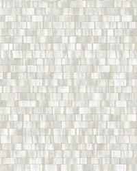 Dobby Light Grey Geometric Wallpaper by
