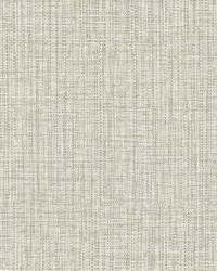 Rattan Off-White Woven Wallpaper by