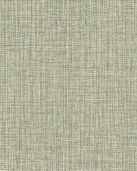 Rattan Green Woven Wallpaper by