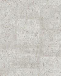 Millau Light Grey Faux Concrete Wallpaper by