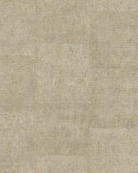 Millau Khaki Faux Concrete Wallpaper by