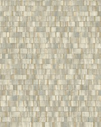 Dobby Gold Geometric Wallpaper by