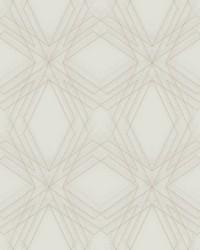 Relativity Grey Geometric Wallpaper by