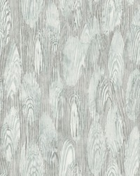 Monolith Slate Abstract Wood Wallpaper by