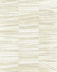 Lithos Light Yellow Geometric Marble Wallpaper by