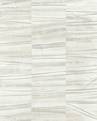 Lithos Grey Geometric Marble Wallpaper by