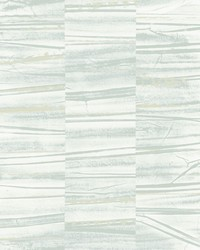 Lithos Sage Geometric Marble Wallpaper by
