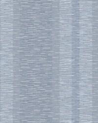 Pezula Blue Texture Stripe Wallpaper by