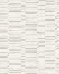 Fresnaye Neutral Linen Stripe Wallpaper by