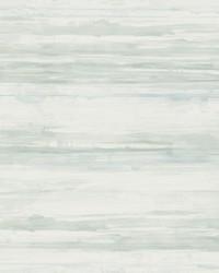 Sandhurst Seafoam Abstract Stripe Wallpaper by