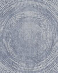 Lalit Light Blue Medallion Wallpaper by