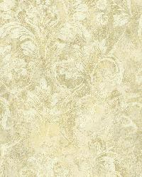 Cream Jacobean Damask Trail by