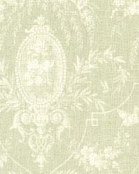 Flourish Green Cameo Fleur by