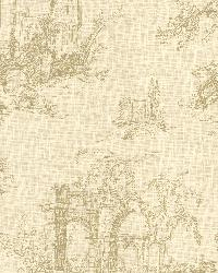 Antiquity Beige Linen Toile by