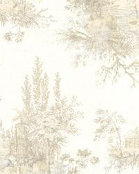 Pictorial Pastel Romance Toile by