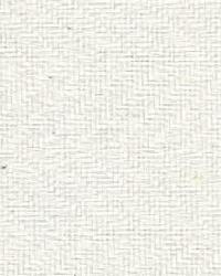 White Basketweave Grasscloth by