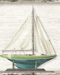 Set Sail Grey Boat Spool by