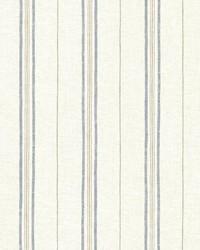 Catals Navy Grain Stripe Wallpaper by  Brewster Wallcovering