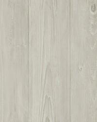 Mapleton Light Grey Faux Wood Wallpaper by