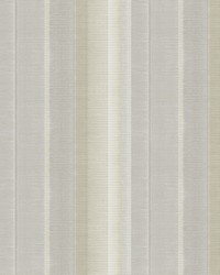Flat Iron Silver Stripe Wallpaper by