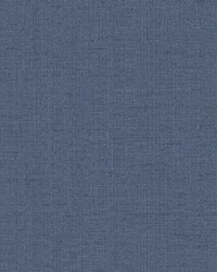 Chelsea Blue Weave Wallpaper by  Brewster Wallcovering