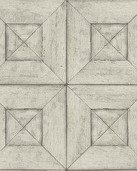 Verity Light Grey Wood Wallpaper by