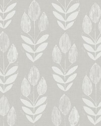 Garland Dove Block Tulip Wallpaper by