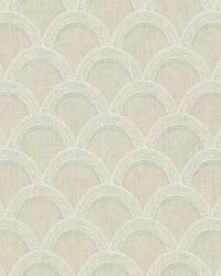 Bixby Khaki Geometric Wallpaper by
