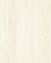 Mapleton Cream Wood Wallpaper by