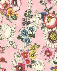 Eivissa Pink Vivid Floral by