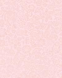 Majorca Light Pink Vivacious Floral Relief by