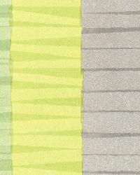 Cala Nova Green Layered Crepe Stripe by