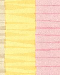 Cala Nova Yellow Layered Crepe Stripe by