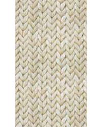 Tapiz Sisal Beige Cable Knit Texture by