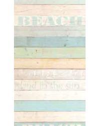 Madero Aqua Beach Wood Panels by