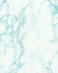 Grey And Blue Marble Adhesive Film by