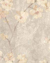 Chapman Beige Cherry Blossom Trail by