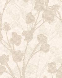 Lawson Beige Botanical Silhouette by