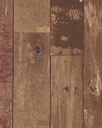 Heim Brown Distressed Wood Panel by