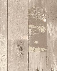 Heim Grey Distressed Wood Panel by