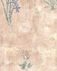 Twain Mauve Terracotta Wildflower by