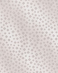 Edna Pink Beaded Squares Wallpaper by