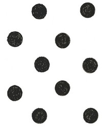 Lunette Cream Polka Dot by