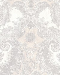Magella Lavender Damask by